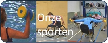 Bekijk al de sporten van Kameleon, sporten met een chronische aandoening of lichamelijke beperking