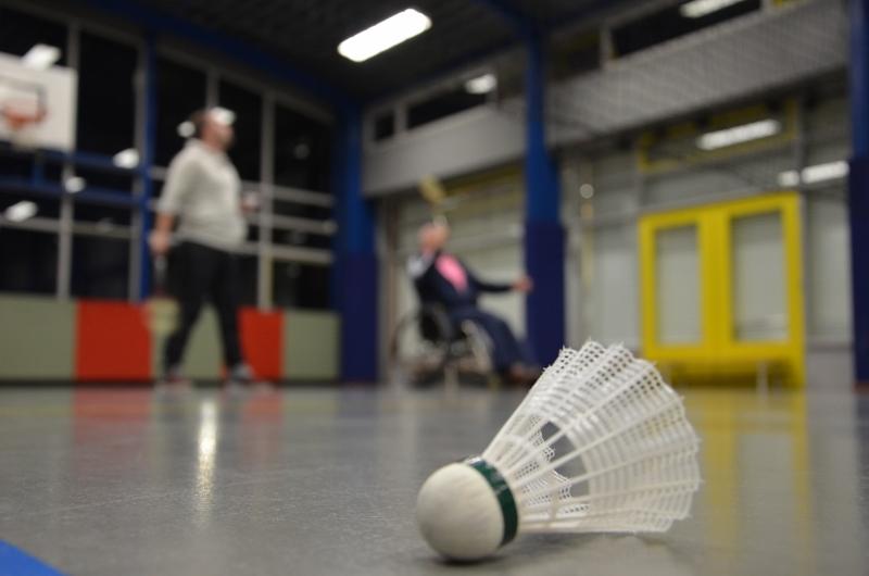 Badminton Kameleon Den Haag