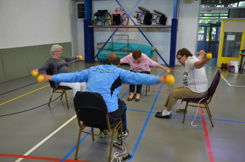 ouderen gym