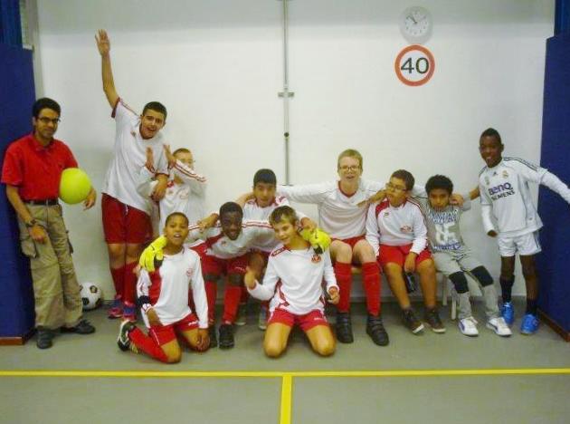 JG1 Voetbal